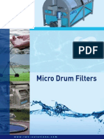 Micro Drum Filters