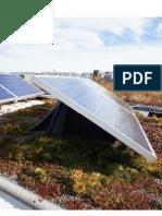 Solar Garden Roof - SunRoot -Study