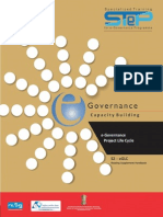 E-Governance Project Lifecycle Participant Handbook-5Day Course V1