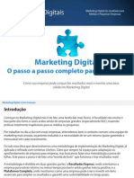 eBook Passo a Passo Marketing Digital