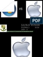 Saurav Apple PM