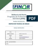 Informe Ppr - Quispe