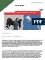 Znetitaly.altervista.org-I Fondi Avvoltoio Contro LArgentina