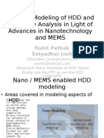 Intricate Modeling of HDD and Reliability Analysis in Light Of