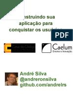 Mobileconf-ConstruindoSuaAppAndroidParaConquistarOsUsuarios