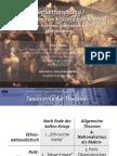Int. Konfliktforschung I - Woche 12 - Ethno-Nationalistische Motivationen