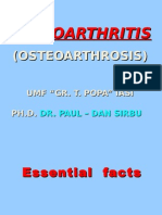 Lecture 3:osteoarthritis(2007 powerpoint)