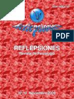 Reflepsiones. Revista de Psicología nº 12