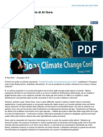 Znetitaly.altervista.org-Un Importante Articolo Di Al Gore