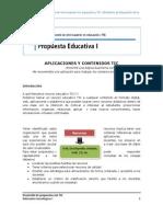 Aplicaciones y Contenidos Tic - Clase 5