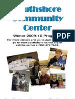 Southshore Community Center Activities