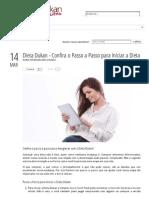 Dieta Dukan - Confira o Passo a Passo para Iniciar a Dieta.pdf