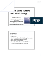 20131007 Wind Power Fundamentals TSLEU