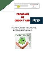 Programa de Orden y Aseo.1