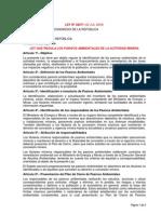 1_Ley Que Regula Pasivos Ambientales Actividad Minera