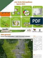 Presentación- Cinturón Verde Metropolitano - Parte 1, 2013.pdf