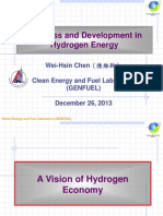 20131226 Progress and Development in Hydrogen Energy(1)
