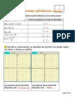 Ejercitación Función Polinómica ( Soluciones)