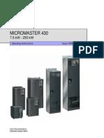 Micro Master 430