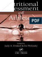 65680669 Nutritional Assessment of Athletes