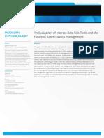 Asset Liability Management Notes