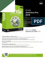 Panda Antivirus Pro 2014
