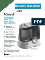 Vicks Humidifier v5100