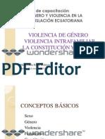 Microsoft PowerPoint - VIOLENCIA DE GÉNERO VIOLENCIA INTRAFAMILIAR, ambato 27 de junio de 2014 (1)(1).docx