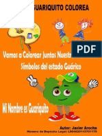Guariquitopara Colorear