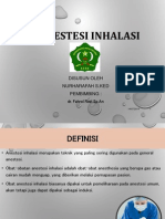 Ifa Anestesi Inhalasi Ppt