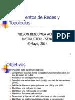 Fundamentos de Redes y Topologias