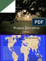 Projetos colaborativos