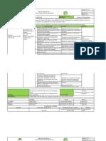 Caracterización y procedimientos de calidad