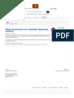 Www Exmedica Nl Nieuws 2008 02 Bayer-waarschuwt-Voor-dodelijke-bijwerking