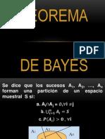 3. Teorema de Bayes