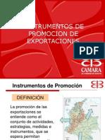 instrumentospromociondeexportaciones-121005091230-phpapp01