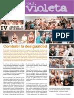 Ventall Violeta Nº10