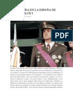 La Tortura en La España de Juan Carlos i
