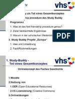 Study Buddy Kurzf Präsentation (Waffner + Erdmann)
