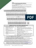 BibleWorks Greek Keyboard Map