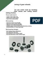 Simple Explanation Shot Peening of Gears