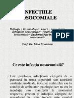 Curs  Infectiile Nosocomiale