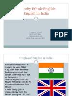 English in India