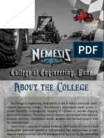 Team Nemesis Brochure