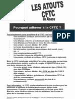 Les Atouts Cftc en Alsace