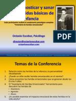 Conferencia Diag Sanar 3 Heridas