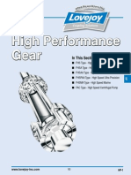 High Performance Gear Catalogue