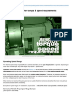 Electrical-Engineering-portal.com-How to Determine Motor Torque Amp Speed Requirements