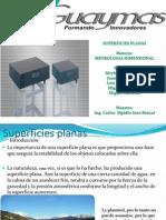 Superficies Planas Presentacion