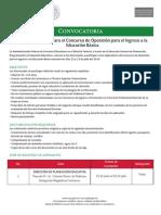 Convocatoria 2014-06-19 Te Interesa Coordinador Aplicador